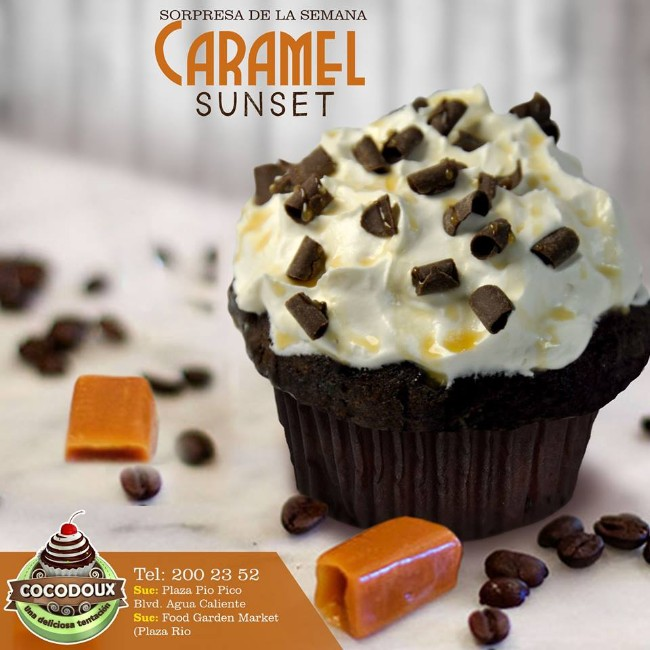 Caramel Sunset
