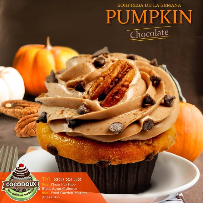 Pumkin chocolate