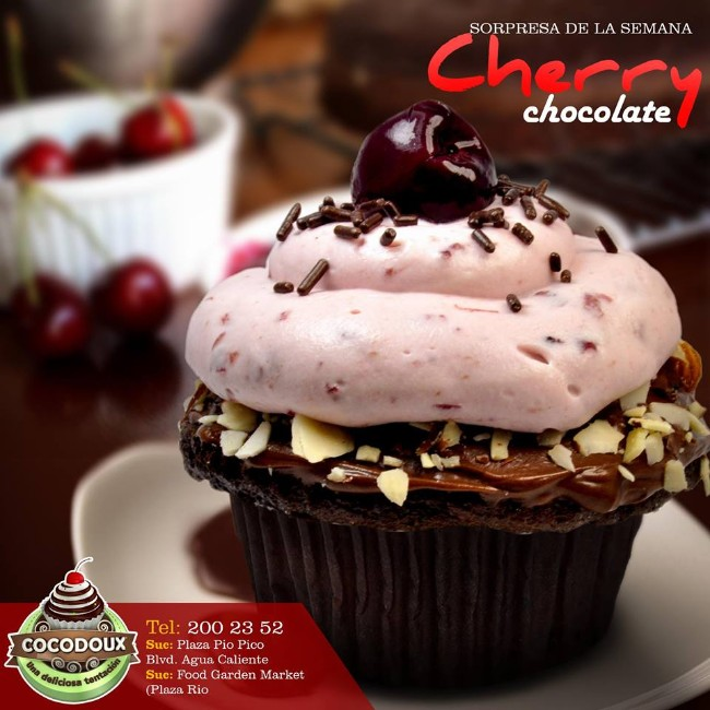 Cherry chocolate