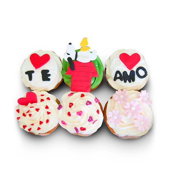 Amor Cupcakes PP3